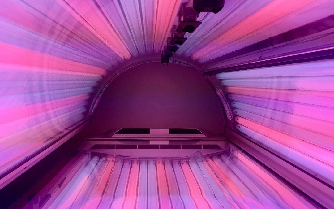 Il nostro solarium tra alta e bassa pressione!